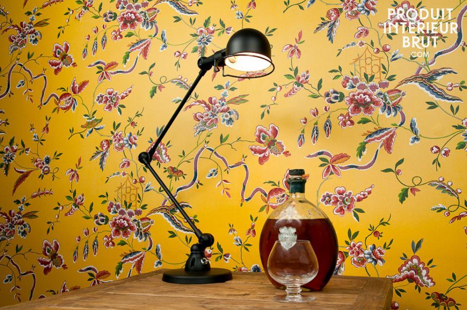 Style industriel : petit tour du côté des fameuses lampes Jieldé
