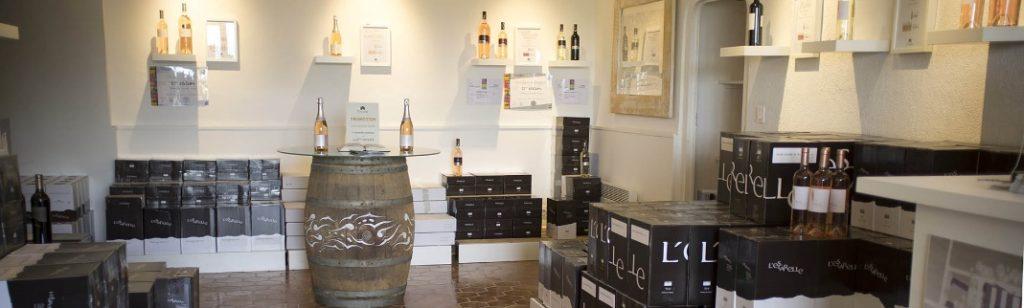 Vin rosé du Var, ou vin rouge ou blanc du Var ? A l'Escarelle tout y est !