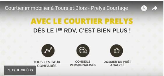 Immobilier : emprunter au mieux avec Prelys Courtage !