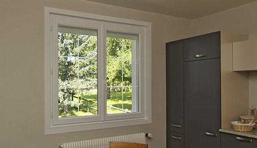 Tryba : fenêtre Pvc, alu ou bois …