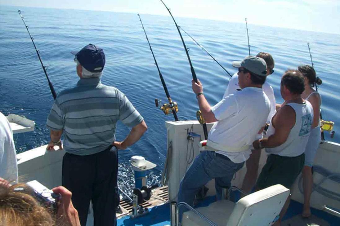 La pêche au gros en méditerranée : une expérience à vivre !