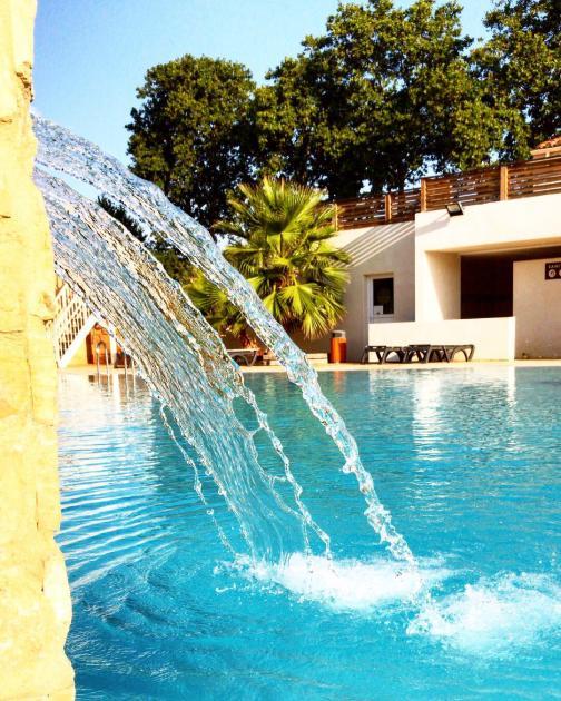 Sous le soleil d'Elne, découvrez le parc aquatique du camping 5* Le Florida
